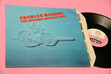 CHARLIE MINGUS 2LP MINGUS CONNECTION UK PRESS NM GATEFOLD TOP AUDIOFILI JAZZ