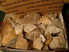 4.5 lb box of Asst. sizes and types of Survival Emergency Fire starting Chert,fr