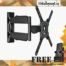 "YOKI'S Imported LCD / LED TV Wall Mount Bracket Corner Swivel 32""   47"""