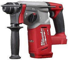 Milwaukee 2712-20 M18 FUEL 18-Volt 1-Inch SDS Plus Rotary Hammer w/ Depth Rod