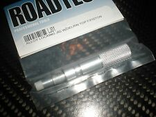 ROADTECH LJ01 Bloque piston aluminium silver moteur 1/10 & 1/8