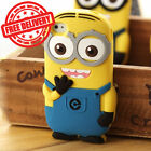 Despicable Me Minion Soft Silicone Case Cover for Apple iPod 6th generation NEW