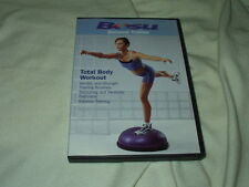 Bosu Total Body Workout DVD Balance Trainer Workout Exercise Fitness