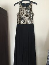 Ladies Girls Size 8 Dress From River Island New With Tag