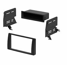 2002 2003 2004 2005 2006 Toyota Camry Single Double Din Dash Kit Install