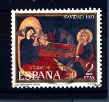 SPAIN - SPAGNA - 1971 - Natività: chiesa di Santa María, 12 ° secolo circa (Dett