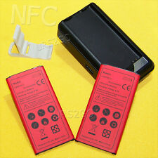 Lot of NFC Battery For Samsung Galaxy S5 G900A Home Charger With Gift SmartPhone
