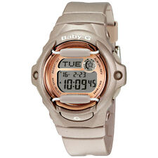 Casio Baby G Pink Champaigne Ladies Watch BG169G-4CR