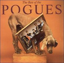 The Pogues / The Best of the Pogues (CD) IMPORTED / Elvis Costello, Joe Strummer