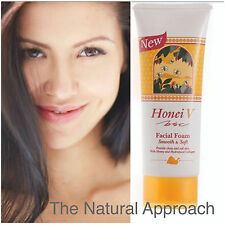HONEI V BSC Facial Foam Anti-Aging Smooth & Soft Natural Cleanser Acne Treatment