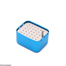 Sale 30 Holes Dental Burs Holder Stand Autoclave Disinfection Box for Endo files