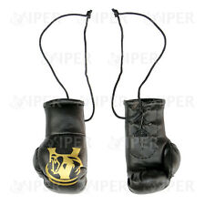 MINI BOXING GLOVES FOR THE REAR VIEW MIRROR Miniature Boxing Gloves PAIR VIPER