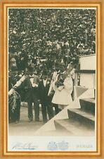 Olympic Games, , 1896, Spyros Louis Sportler Olympia Zeremonie Photo M 151