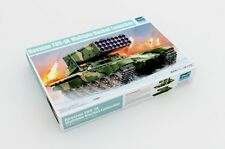 ◆ Trumpeter 1/35 05582 Russian TOS-1A Multiple Rocket Launcher model kit