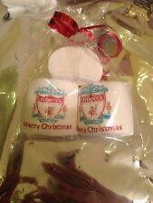 Liverpool FC Calza Filler Natale marshmallow personalizzato festa del papà