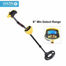 Deep Ground Sensitive Waterproof Metal Detector MD-3010II Gold Finder LCD