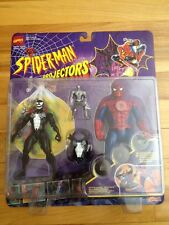 Spiderman Projectors 3- Pack Canadian Edition 1997 With Venom Figure