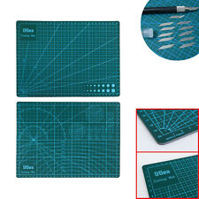 Multipurpose Self Healing Builders Double-Sided Pvc A4 Cutting Mat
