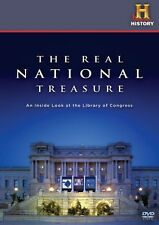 Modern Marvels: The Real National Treasure (2010, DVD NEUF)