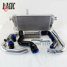New Front Mount Intercooler Kit for Audi A4 1.8T Turbo B6 Quattro 2002-2006 BK