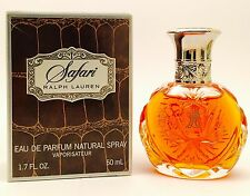 RALPH LAUREN SAFARI Edp 50ml Vapo VINTAGE PEERFECT PERFUME!
