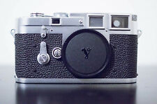 Leica M3 DS Double Stroke Rangefinder Camera