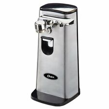 Oster FPSTCN1300 Electric Can Opener, Stainless Steel by Oster (FPSTCN1300) NEW