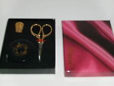 Klasse-3 Pce Boxed Set-Embriodery Scissors Retractable Tape Measure and Thimble