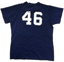 NY Yankees Game Used Worn Batting Practice #46 Jersey Andy Pettitte? Steiner LOA