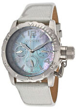 New Women's Invicta 14796 Corduba Blue Mother Of Pearl Dial Watch