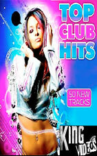 2013 Top 50 billboard PoP Club MUSIC VIDEOS - 2 DVDs! *Summer Hits* FREE S&H