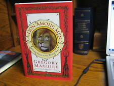 A Lion Among Men  Gregory Maguire   1st HC   Fine Unread  Volume 3 Wicked