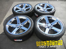 """22"""" IROC WHEELS & TIRES 5X127 22X8.5 +38 JEEP GRAND CHEROKEE LIMITED WITH TPMS"""