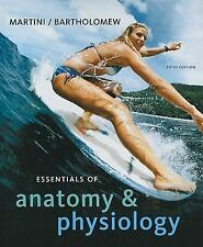 ESSENTIALS OF ANATOMY & PHYSIOLOGY HARDCOVER 5TH EDITION