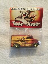 Hotwheels Tom and Jerry Custom Dairy Delivery Truck Limited Edition