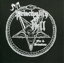 PRINCIPALITY OF HELL Fire & Brimstone VENOM BATHORY CELTIC FROST SODOM VOIVOD