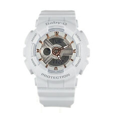 Casio G-Shock Baby-G Women's Watch Light Grey BA-110GA-8A