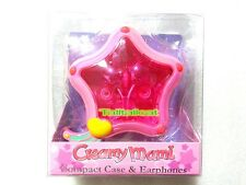 Magical Angel Creamy Mami Compact Case & Earphones (CPM-15A)