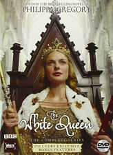 The White Queen . The Complete Series . Philippa Gregory . 4 DVD . NEU . OVP