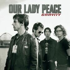 Gravity by Our Lady Peace (CD, Jun-2002, Columbia (USA)) 1 CENT!!!