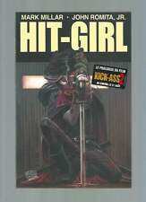 MARK MILLAR / JOHN ROMITA JR . HIT-GIRL . PANINI . 2013 .