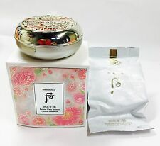 The History of Whoo Radiant White Moisture Cushion No 21  With Tracking No