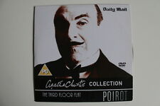 DVD Poirot - Agatha Christie's The Third Floor Flat - TV Vintage Detective
