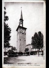 ROMANS (26) COMMERCE & TOUR JACQUEMART animée , cliché période 1930