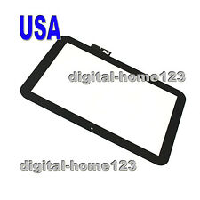 "New Touch Outer Screen Digitizer Part For 10.1"" Toshiba Excite 10 AT300 AT305 US"