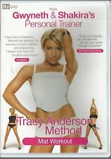 Tracy Anderson Method Mat Workout DVD FREE SHIPPING
