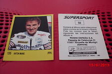 Anton mang/moto gp/allemagne-panini supersport sticker rare ed!