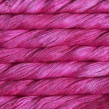 FUCHSIA Pink 420yd Skein Malabrigo BABY SILKPACA Alpaca & Silk LUXURY Lace YARN