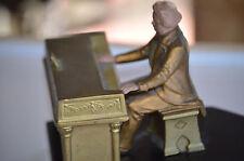 VINTAGE J.B HIRSH BEETHOVEN FIGURE AT PIANO 1932