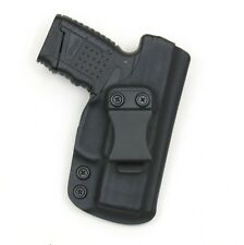 Badger State Holsters- Walther PPS IWB Black Custom Kydex Holster
